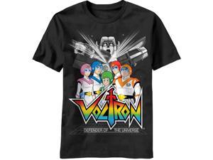 Voltron Defender Of The Universe T-shirt-large