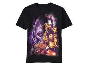 The Avengers Age of Ultron Boys T-Shirt-large