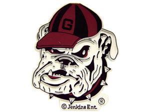 University Of Georgia Bulldogs 2-D Bulldog Logo Magnet
