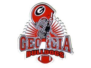 University Of Georgia Bulldogs 2-D Helmet Magnet