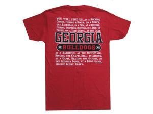 UGA Find A Fan T-Shirts-medium