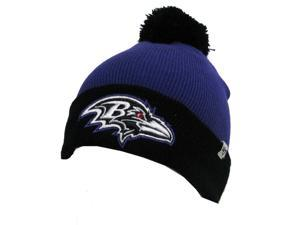 NFL '47 Brand Bounder Cuff Knit-Baltimore Ravens