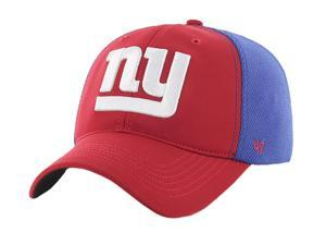 NFL '47 Brand Draft Day Closer Stretch Fit Hat-New York Giants