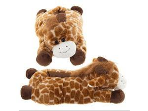 "Giraffe Slipper M 12"" by WishPets"