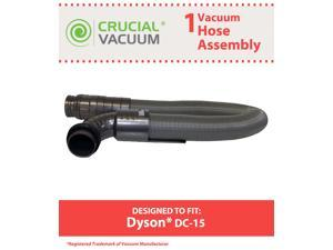 High Quality Durable Hose Assembly Designed To Fit Dyson DC15 Animal Vacuums&#59; Compare To Dyson Hose Assembly U-Bend Part # 909545-06