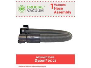 High Quality Replacement Hose Assembly Attachment Designed To Fit Dyson (DC-25) DC25 Multi Floor, DC25 Animal Upright Vacuum Cleaners&#59; Compare To Dyson Hose Part # 915677-01