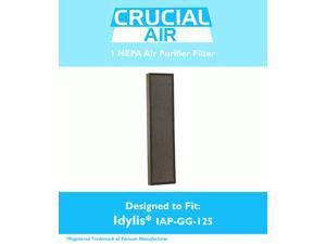 Idylis Air Purifier Filter, Fits IAP-GG-125 Air Purifier