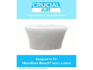 Hamilton Beach True Air 05920 Humidifier Filter Fits 05520 & 05521
