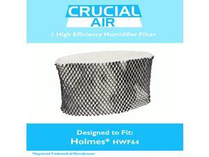 Holmes HWF64 Humidifier Filter B Fits HM1761, HM1645, HM1730, HM1745, HM1746, HM1750, HM2220 & HM2200, Fits Sunbeam SCM1745 & SCM1746, Designed & Engineered by Crucial Air