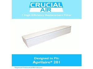 Aprilaire 201 Replacement Air Filter Fits 2250 & 2200 Air Purifiers