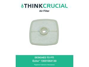 Echo 13031054130, Stens 102-565 & Mantis 130310-54130 Air Filter, Designed & Engineered by Think Crucial