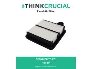 Panel Air Filter Fits Honda Fit, Compare to Part # A26052 & CA10650, Designed & Engineered by Think Crucial
