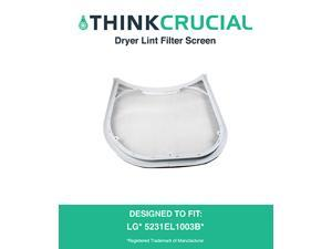 LG Dryer Lint Filter Assembly Fits 5231EL1003B