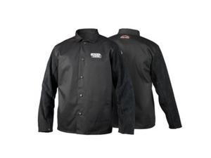 Lincoln K3106-L Traditional Split Leather Sleeved Welding Jacket - Large