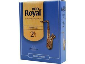 Rico Royal Tenor Sax 10 Box #2.5 Strength