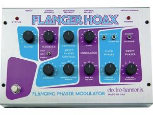 Electro Harmonix Flanger Hoax Pedal