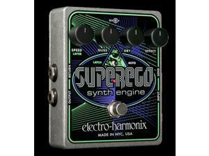 Electro Harmonix Superego Synth Engine Guitar Pedal