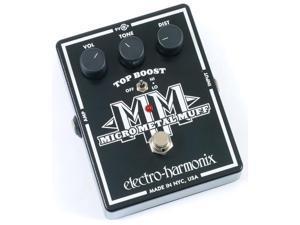 Electro Harmonix Micro Metal Muff Distortion Pedal