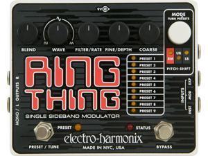 Electro Harmonix Ring Thing Single Sideband Ring Modulator
