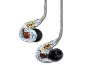Shure SE425CL Dual Driver Earphone with Detachable Cable and Formable Wire