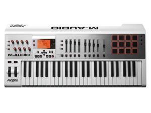 M Audio Axiom AIR 49 Note USB MIDI Controller