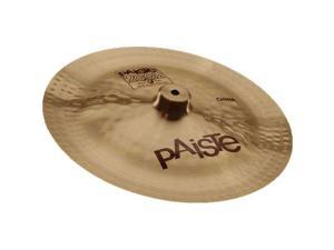 "Paiste 1062620  2002 Series 20"" China Cymbal"