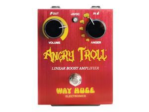 Dunlop Angry Troll MK2 Linear Boost Amplifier Pedal