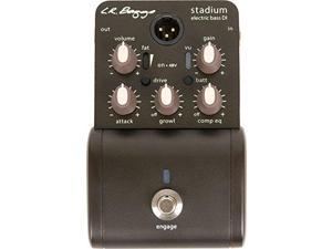LR Baggs Stadium DI - Bass DI with Shaping Controls