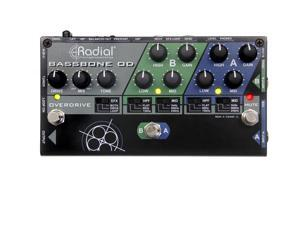 Radial Engineering Bassbone OD Bass Preamp With Overdrive