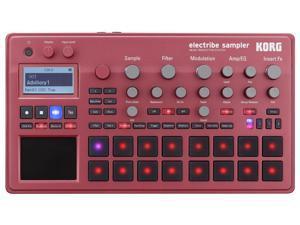 Korg ELECTRIBE2SRD electribe Sampler in ESX Red with V2.0 Software