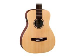 Martin LX1 Little Martin Solid Top Acoustic Guitar with Gig Bag