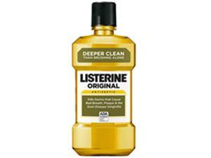Listerine Advanced Antiseptic Mouthwash Original, original 3 oz by Listerine