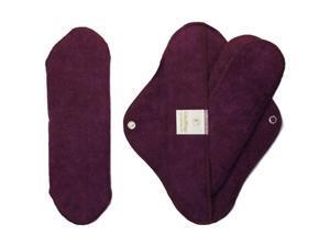 Gladrags Day Pad - Plus - Cotton - Color - 1 Count