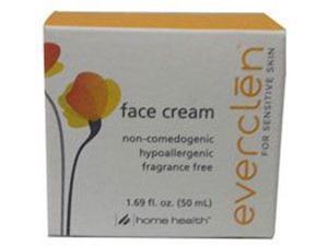 Everclen Face Cream, 1.69 oz by Home Health