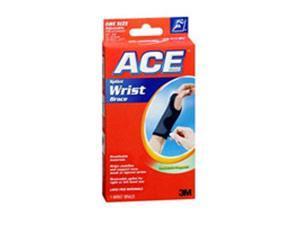 Ace Splint Wrist Brace Reversible One Size Adjustable, 1 each by Ace