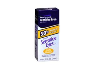 Bausch And Lomb Sensitive Eyes Daily Cleaner For Soft Contact Lenses, 1 oz by Bausch And Lomb