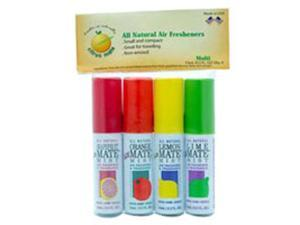 Mate Mist Gift Pack, Variety 4 Count by Orange Mate