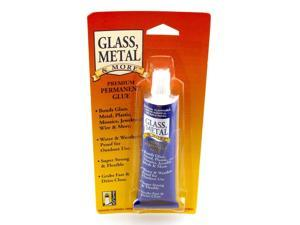 Beacon Glass, Metal and More Premium Permanent Glue 2 oz.  [Pack of 3]
