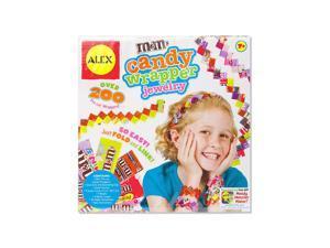 Alex Toys M & M's Candy Wrapper Jewelry Kit each