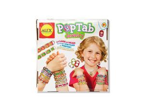 Alex Toys Pop Tab Jewelry Kit each