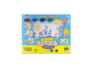 Faber-Castell Finger Prints Finger Painting Set each