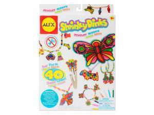 Alex Toys Shrinky Dinks Jewelry Kits Ballerina Mini Kit