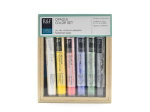 R & F Handmade Paints Pigment Stick Sets opaque