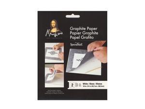 Speedball Art Products Graphite Paper white