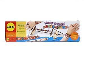 Alex Toys Native American Bead Loom each