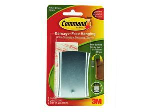 3M Command Sticky Nail Wire-backed Metal Hanger each