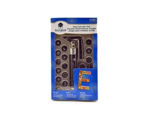 WALNUT HOLLOW Clay Extrusion Tools Extruder Set
