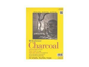 Strathmore 300 Series Charcoal Paper Pads 9 in. x 12 in. 32 sheets