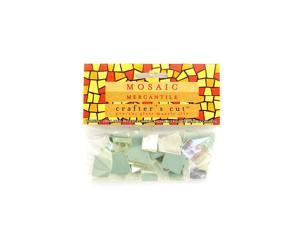 Mosaic Eye Publishing Crafter's Cut Mirror Mosaic Tiles 1/6 lb. bag