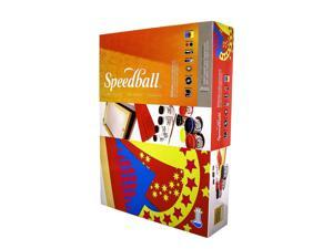 Speedball Art Products Deluxe Screen Printing Kit complete kit with video